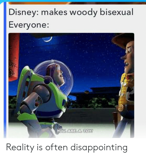 woody bisexual in new toy story
