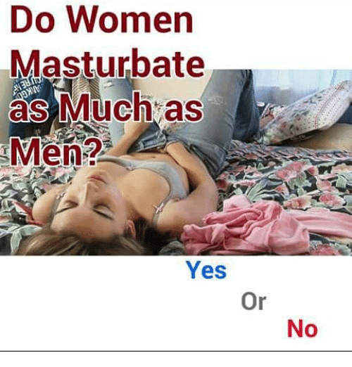 How do women masterbate