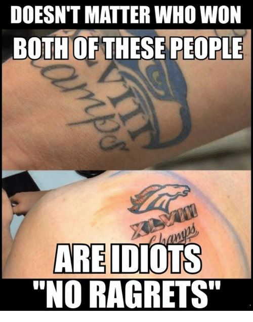 """Memes, 🤖, and Ares: DOESNT MATTER WHO WON  BOTH OF THESE PEOPLE  ARE IDIOTS  NO RAGRETS"""""""