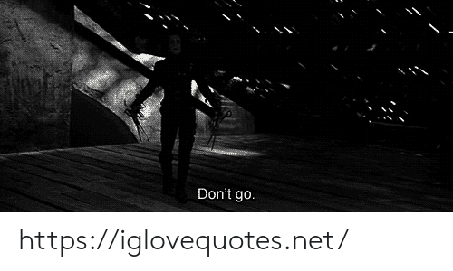 Net, Href, and  Dont: Don't go. https://iglovequotes.net/