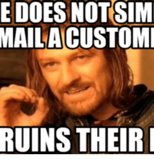 Ruinning And One Does Not Simply Template E Doesnotsim Mailacustomi Ruins Their I