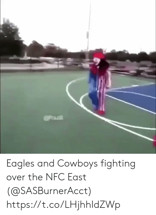 Dallas Cowboys: Eagles and Cowboys fighting over the NFC East (@SASBurnerAcct) https://t.co/LHjhhIdZWp