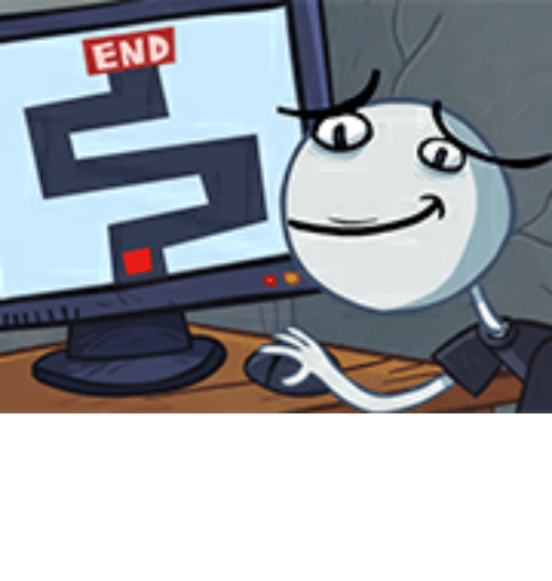 Quest Video: END Troll Face Quest Video Memes - Game To Play Online - 43G.com