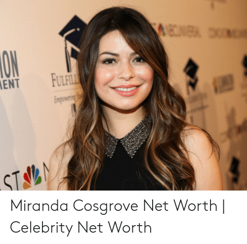 🅱️ 25+ Best Memes About Miranda Cosgrove Net Worth