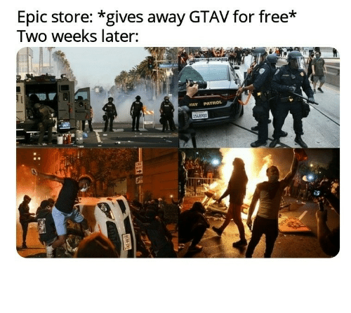 epic: Epic Giveaway