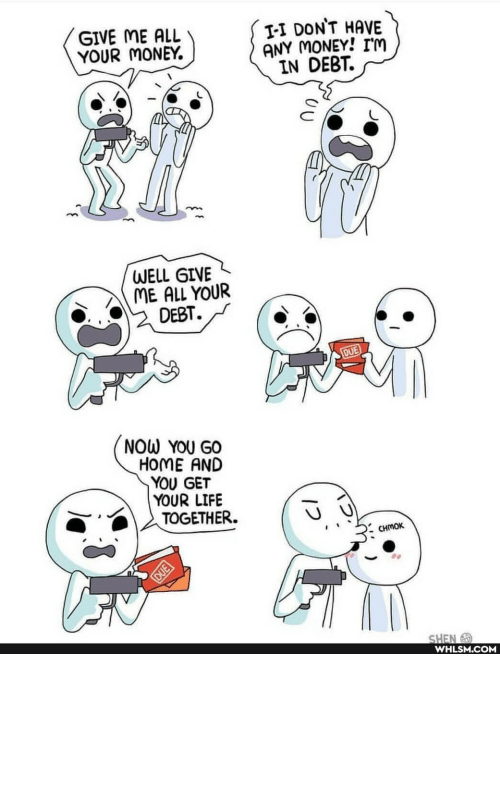 Credits: Everybody deserves a second chance. Credits : shenanigansen