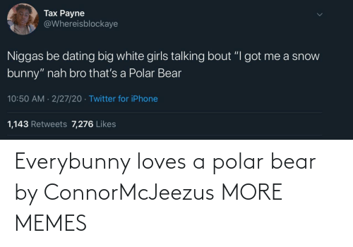 loves: Everybunny loves a polar bear by ConnorMcJeezus MORE MEMES