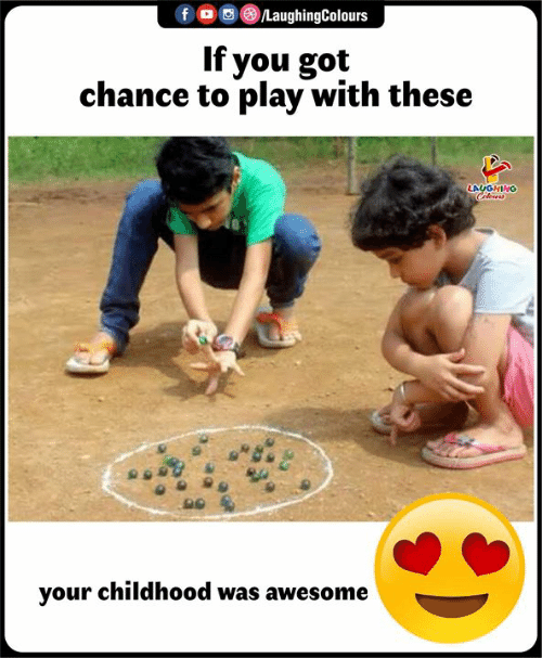 Awesome, Indianpeoplefacebook, and Got: f , , )/LaughingColours  If you got  chance to play with these  LAUGHING  your childhood was awesome