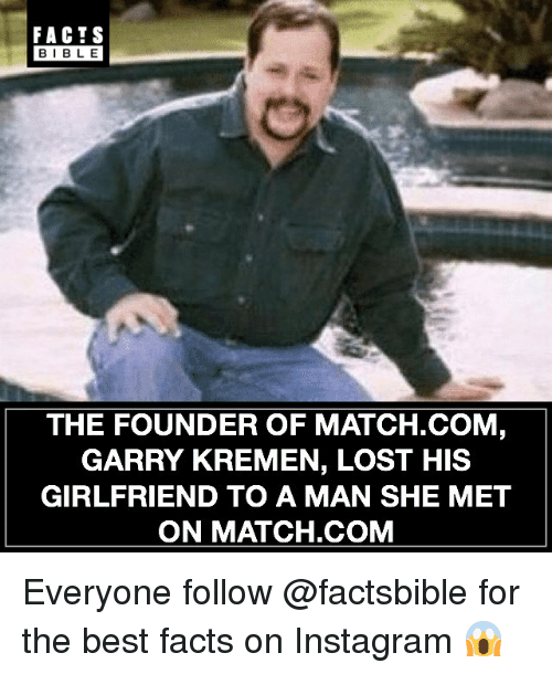 Facts about match com