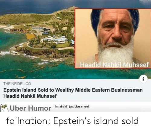 island: failnation:  Epstein's island sold