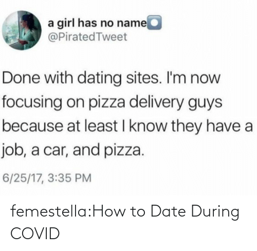 During: femestella:How to Date During COVID