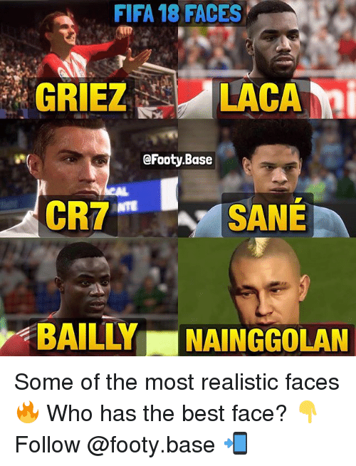 8a7d65e15 🅱 25+ Best Memes About Realistic Faces
