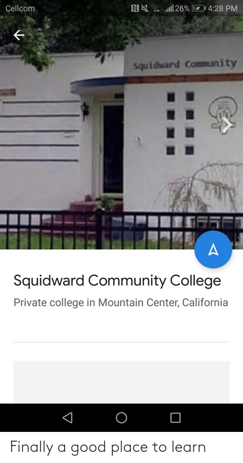 finally: Finally a good place to learn