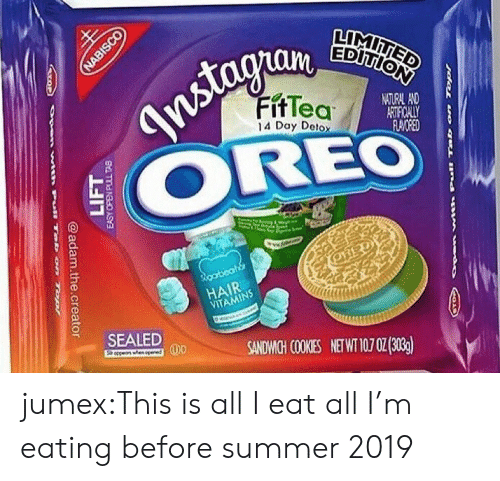 Target, Tumblr, and Summer: flea  14 Day Detox  VITAMINS  SEALED  OD jumex:This is all I eat all I'm eating before summer 2019
