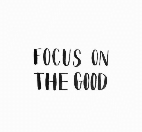Focus, Good, and The: FOCUS ON  THE GOOD