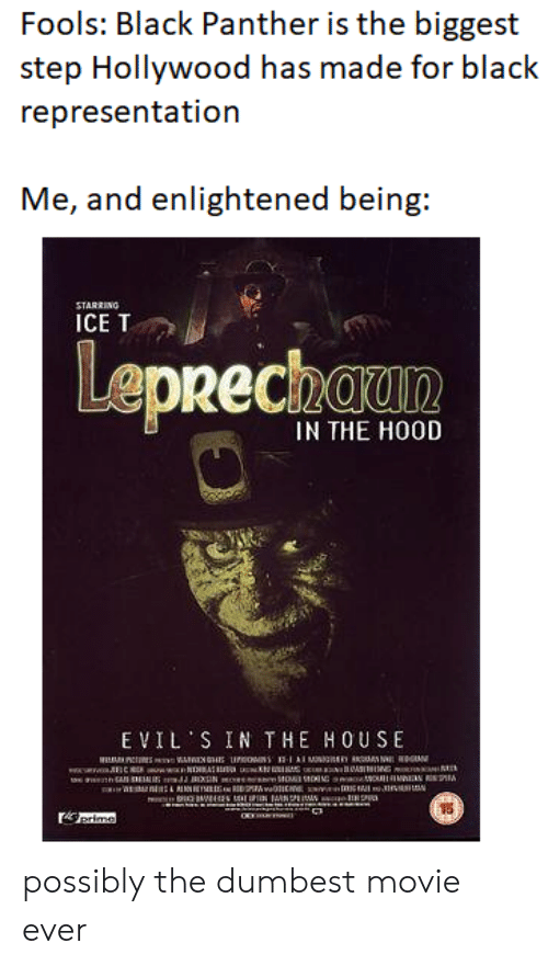 25 Best Memes About Leprechaun In The Hood Leprechaun In The Hood Memes