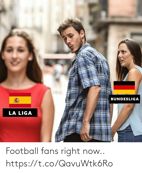 Football: Football fans right now.. https://t.co/QavuWtk6Ro