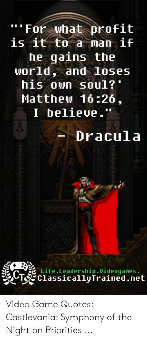 🅱️ 25 Best Memes About Castlevania Symphony of the Night