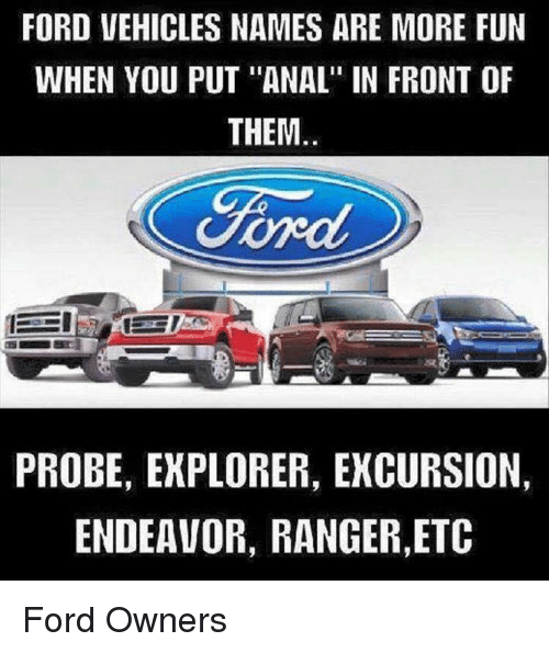 ford owners meme