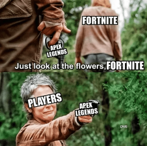 Apex, Flowers, and Legends: FORTNITE  APEK  LEGENDS  Just look at the flowers,FORTNITE  PLAYERS  APEX  LEGENDS