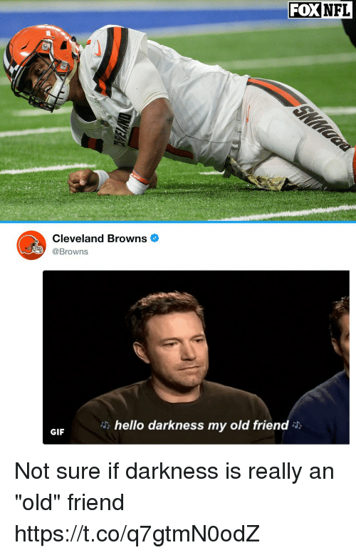 25 Best Memes About Hello Darkness My Old Friend Gif