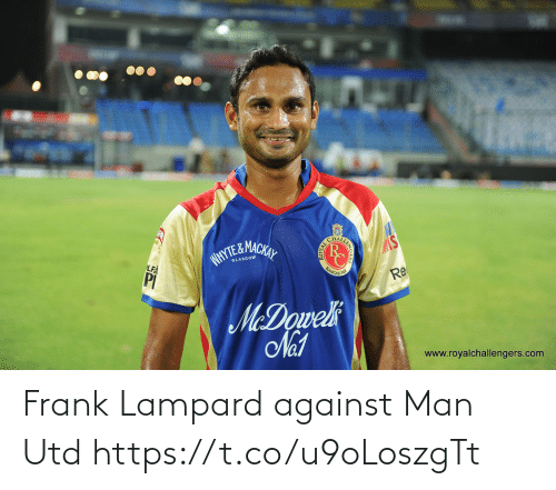 utd: Frank Lampard against Man Utd https://t.co/u9oLoszgTt