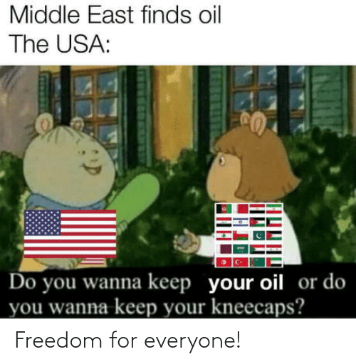 Freedom: Freedom for everyone!