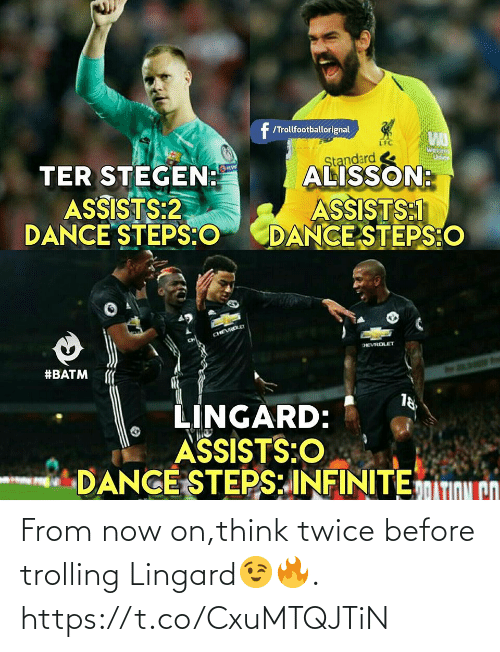 ballmemes.com: From now on,think twice before trolling Lingard😉🔥. https://t.co/CxuMTQJTiN