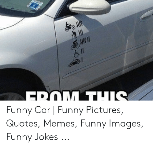 From This Funny Car Funny Pictures Quotes Memes Funny