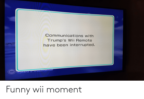 wii: Funny wii moment
