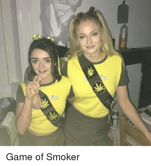 Holi Shit: Game of Smoker