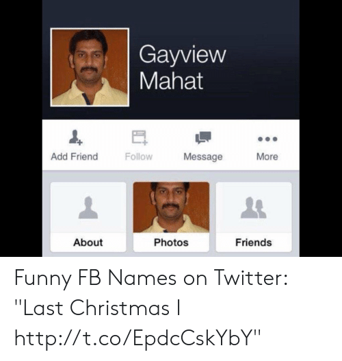 Last Christmas I Gayview Mahat.Gayview Mahat Add Friend Follow Message More About Photos