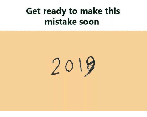 Memes, Soon..., and 🤖: Get ready to make this  mistake soon