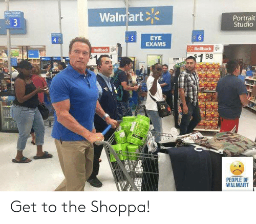 get: Get to the Shoppa!