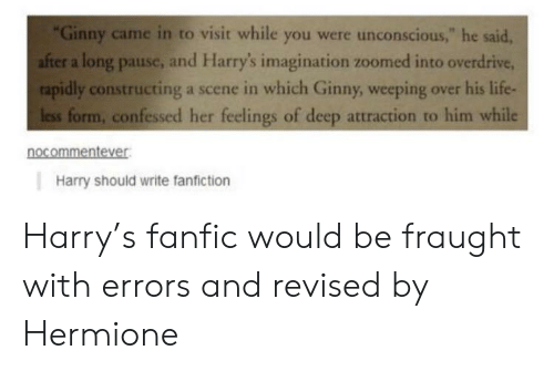🅱️ 25+ Best Memes About Harry Potter and Ginny | Harry