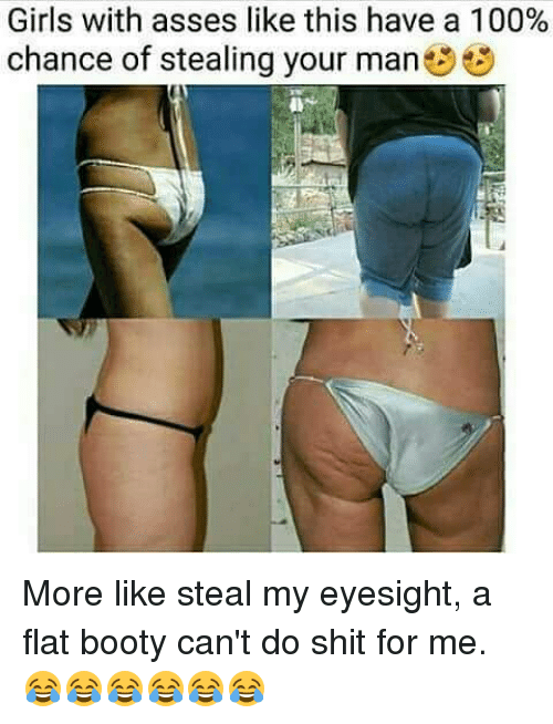 Flat ass pictures