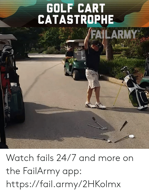 Fail, Memes, and Army: GOLF CART  CATASTROPHE  FAILARMY Watch fails 24/7 and more on the FailArmy app: https://fail.army/2HKoImx
