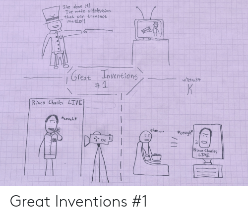 inventions: Great Inventions #1