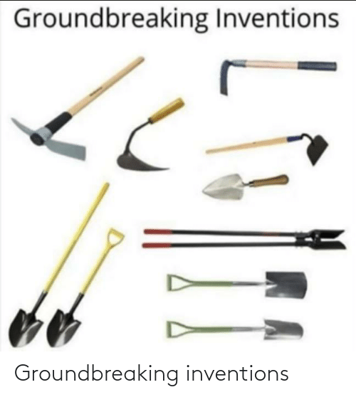inventions: Groundbreaking inventions