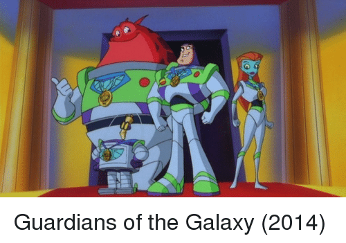 Guardians of the Galaxy, Galaxy, and The: Guardians of the Galaxy (2014)
