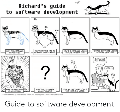 guide: Guide to software development
