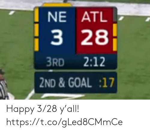 Football, Nfl, and Sports: Happy 3/28 y'all! https://t.co/gLed8CMmCe