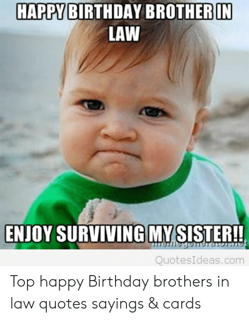 25 Best Memes About Brother In Law Meme Brother In Law Memes