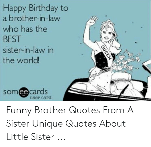 25 Best Memes About Funny Brother Quotes Funny