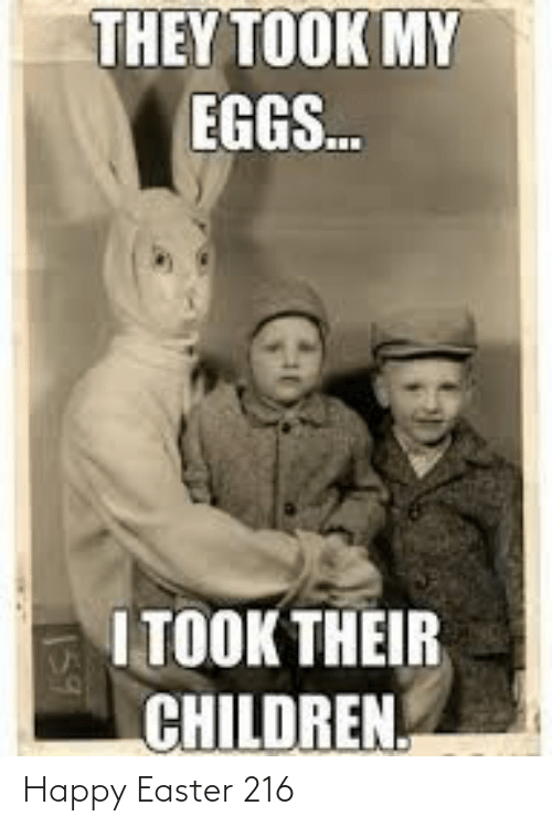 Easter: Happy Easter 216