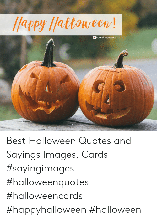 sayings: Happy Hattoween!  SayingImages.com Best Halloween Quotes and Sayings Images, Cards #sayingimages #halloweenquotes #halloweencards #happyhalloween #halloween