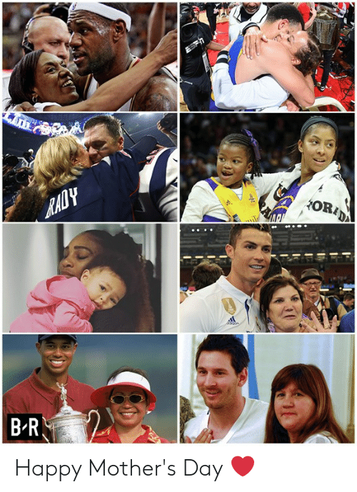 ballmemes.com: Happy Mother's Day ❤️