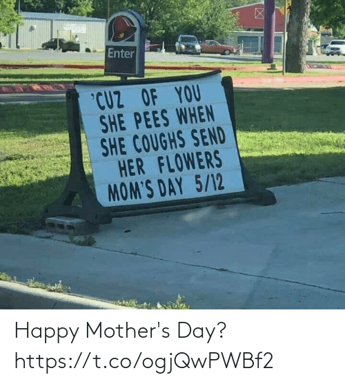 Mothers: Happy Mother's Day? https://t.co/ogjQwPWBf2
