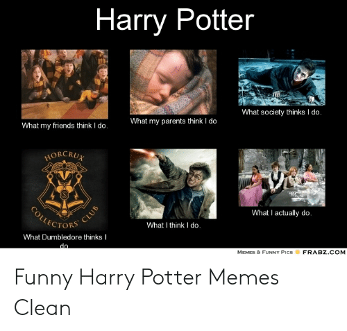 🅱️ 25+ Best Memes About Funny Harry Potter Memes Clean