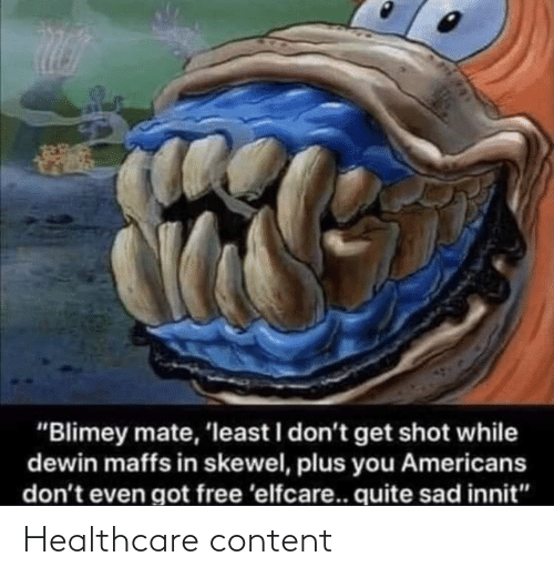 Content: Healthcare content